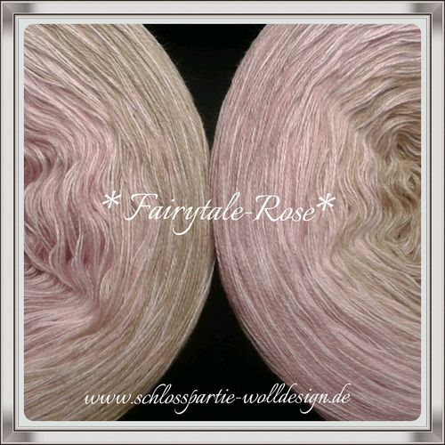 * Fairytale Rose * 146g