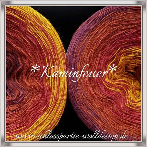 * Kaminfeuer * 146g